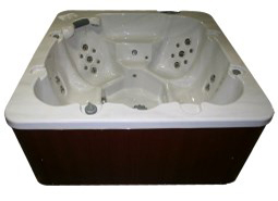 Coyote Spas Hot Tub Range by Birdhouse Garden Market